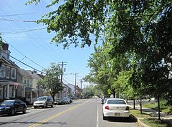 """Pemberton borough, NJ"" by Mr. Matté. CC BY 3.0 via Commons."